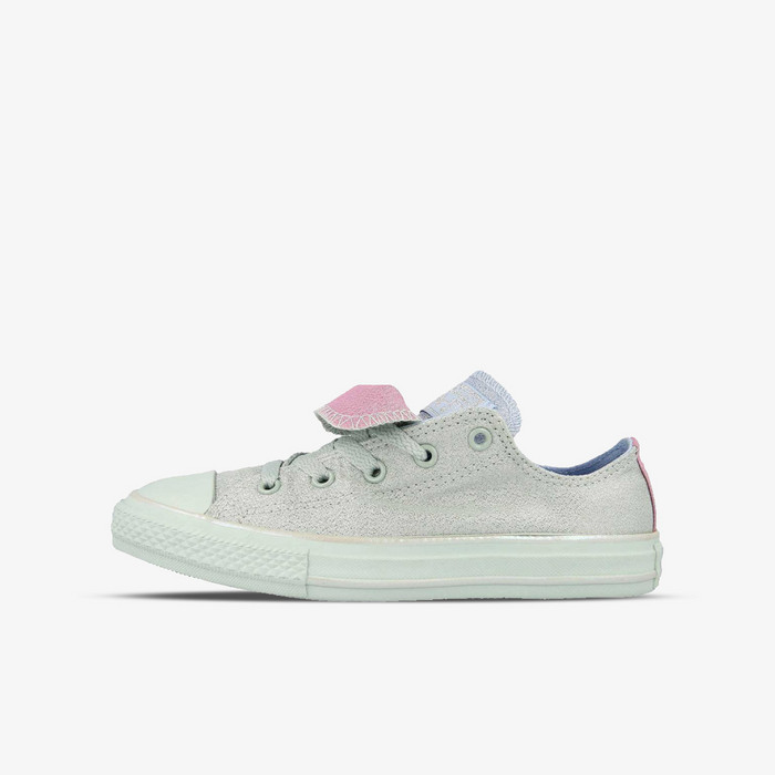 18SS2LOW-659997C All Star DOUBLE TONGUE JR