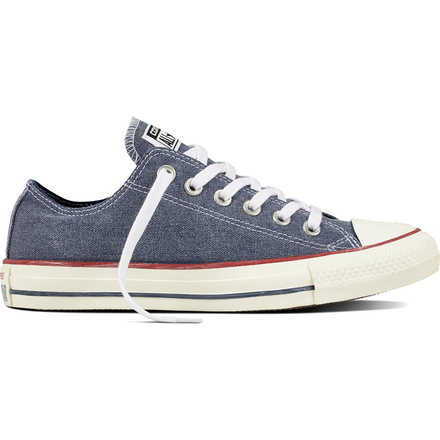 18SS2LOW-159539C All Star OX Navy white