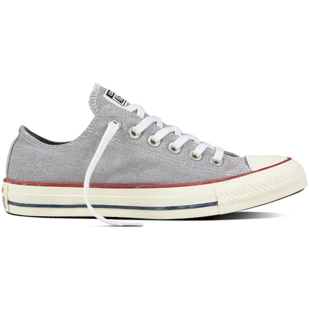 18SS2LOW-159541C All Star OX Wolf grey
