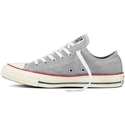 af2b6673c306 All Star OX Wolf grey - Converse All Star - Sneakers.si