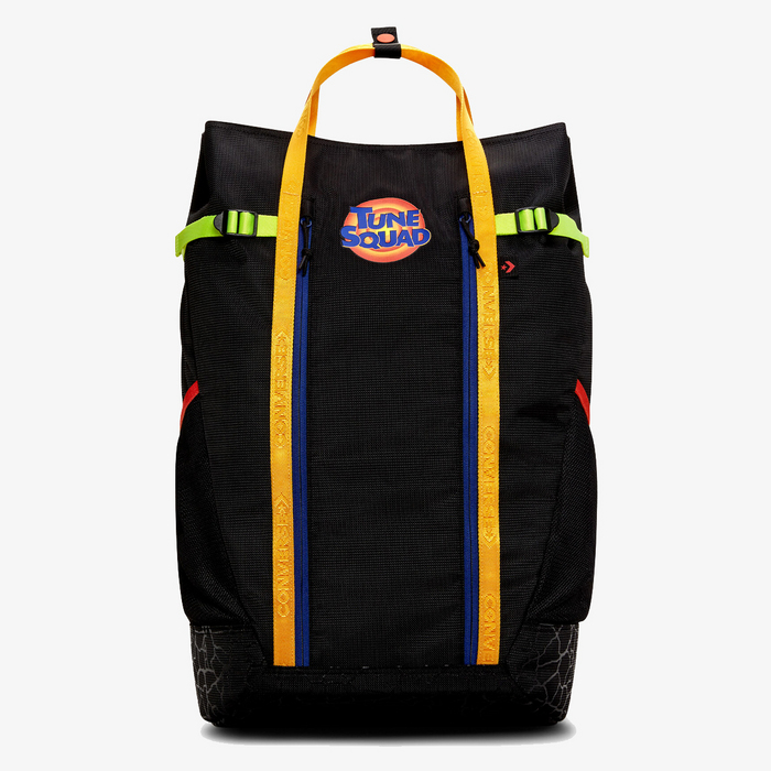 SPACE JAM A NEW LEGACY BACKPACK BLACK