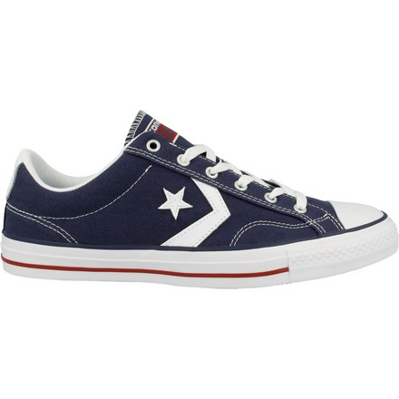 18FW2LOW-144150C Star Player OX Navy white