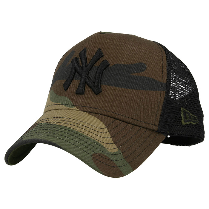 80536758 KAPA CAMO TEAM TRUCKER NE