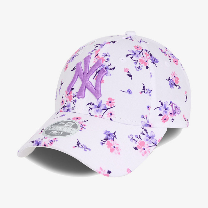 KAPA WMNS FLORAL 9FORTY NEYYAN WHI
