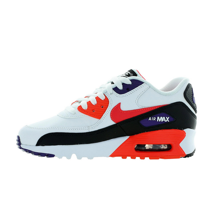 833412-117 NIKE AIR MAX 90 LTR (GS)