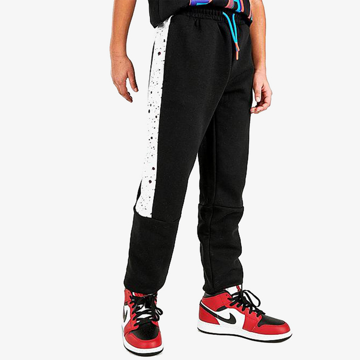 JDB SPACE GLITCH FLEECE PANT