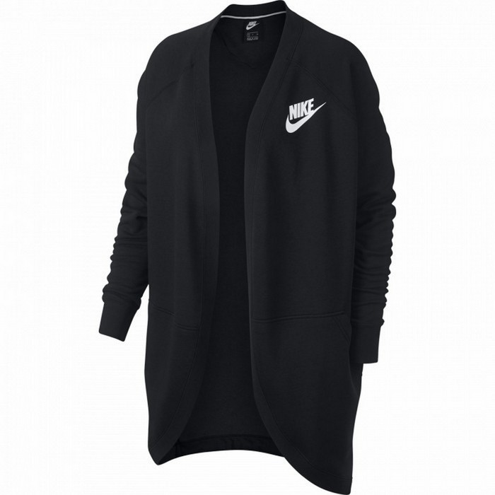 939567-010 W NSW RALLY CARDIGAN RIB