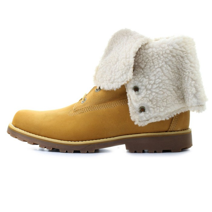 A156N 6 IN WP SHEARLING BOOT